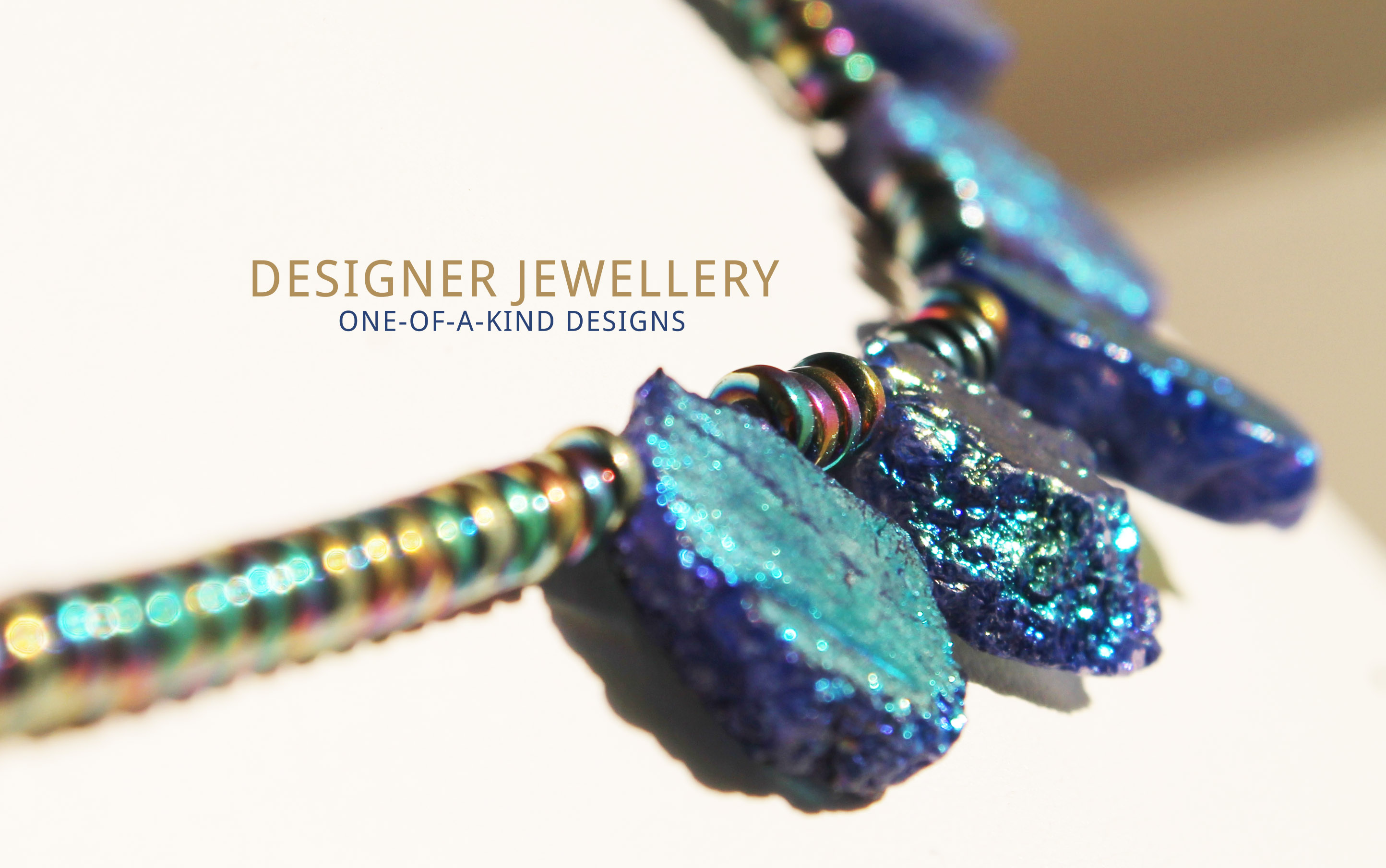 One-of-a-kind designer jewellery from Shaheen Jewellery